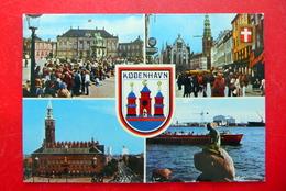 Kopenhagen - København - Dänemark - Wappen - 1987 - Danemark