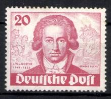 Berlin, MiNr. 62, Falz / Hinge - Unused Stamps