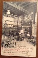 Ypres L'Interieur De L'Estaminent Flamand 1904 - Ieper