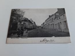 *BEVEREN-WAAS Zandstraat   Animé Oblitéré En 1902 - Beveren-Waas