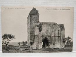 Saint-Omer. Ruines De L'Abbaye De Clairmarais. - Saint Omer