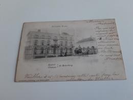 *BEVEREN-WAAS Château De Molenberg  Animé Oblitéré En 1902 - Beveren-Waas