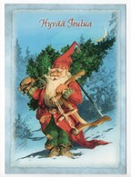 Postal Stationery Finland - CHARITY - MENTAL HEALTH  - KABOUTER / GNOME / LUTIN / ZWERG - Postage Paid - Port Payé - Finland