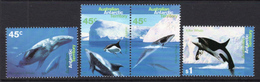 1995 - AUSTRALIAN ANTARTIC TERRITORY -  Yi.  102/105 - NH - (REG2875.. 27) - Territorio Antartico Australiano (AAT)