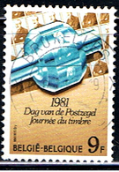 (BE 870) BELGIQUE // Y&T 2008 // 1981 - Used Stamps