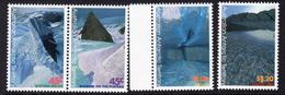 1996 - AUSTRALIAN ANTARTIC TERRITORY -  Yi.  106/109 - NH - (REG2875.. 27) - Unused Stamps