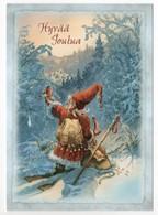 Postal Stationery Finland - CHARITY - MENTAL HEALTH  - GNOME & BIRD - BULLFINCH / GIMPEL  - Postage Paid - Port Payé - Finland
