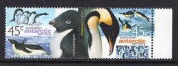 2000 - AUSTRALIAN ANTARTIC TERRITORY -  Yi.  123/124 - NH - (REG2875.. 27) - Territorio Antartico Australiano (AAT)