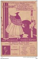 """Partition . """" Lentement , Doucement , Tendrement ... """" .: La Revue Des Flolies Bergeres .  Mouvement De Fox - Trot . - Partitions Musicales Anciennes"""