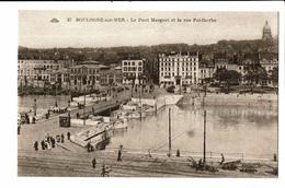 CPA - Carte Postale -FRANCE - Boulogne Sur Mer - Rue Faidherbe- VM1589 - Boulogne Sur Mer