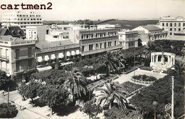 AÏN-TEMOUCHENT PLACE DU MONUMENT + CACHET MILITAIRE 29e DIVISION D'INFANTERIE ALGERIE - Algerien