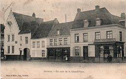 ORCHIES-Un Coin De La Grand'Place - Orchies