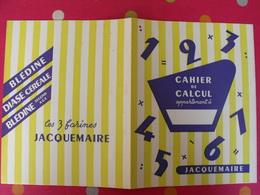 Protège-cahier Farines Jacquemaire Blédine Diase Céréale - Protège-cahiers