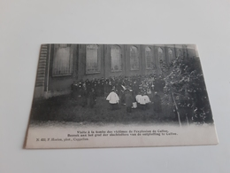 *Visite à La Tombe Des Victimes De L'explosion  De CALLOO  Animée - Beveren-Waas