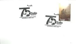 POSTMARKET ESPAÑA  2016 LA SALLE SANTANDER - Cristianismo