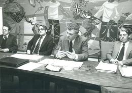 Persfoto Foto Photo Presse Belga (12,5 X 18 Cm) 1974 1ste Europese Ministerconferentie Over De Sport Bloso Adeps Brussel - Bruxelles-ville