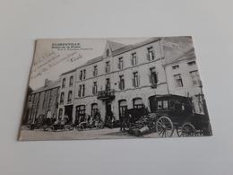 *FLORENVILLE  Hôtel De La Poste Animée Oblitérée 1907 - Florenville