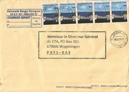Cote D'Ivoire Ivory Coast 2019 Abidjan Electricity Hydrodam Soubre Cover - Ivoorkust (1960-...)