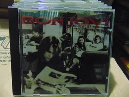 Jon Bon Jovi- Crossroads/the Best Of - Disco, Pop