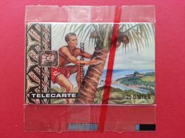 WF5 25u Cueillette Du Coco Coconut SC5 06/94 NSB MINT (CC0718 Wallis Futuna - Wallis En Futuna