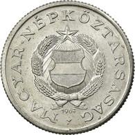 Monnaie, Hongrie, Forint, 1967, TTB, Aluminium, KM:575 - Hongrie