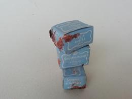 3 Petits Paquets De Shampoo Poudre Parfumerie D'Orsay, Cosmétique Ancien De Collection, Shampooing Miniature - Mignon Di Profumo Antichi (fino Al 1960)