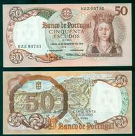 Portugal 50 Escudos 1964 UNC - Portugal
