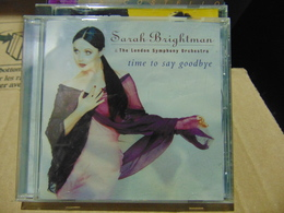 Sarah Brightman- Time To Say Goodbye - Classique