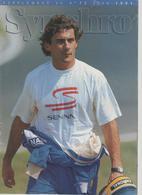 Synchro Supplément N° 72 De Juin 1994 Ayrton SENNA - Zeitungen