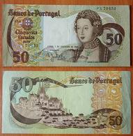Portugal 50 Escudos 1980 - Portugal