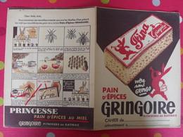 Protège-cahier Pain D'épices Gringoire. Pithiviers En Gatinais. Fina Gringo Lapin - Protège-cahiers