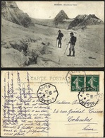 FRANCE--MODANE-GLACIERS DU TABOR--1908 - Modane