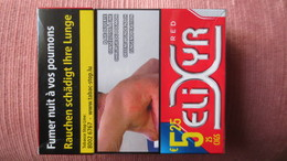 BOITE A TABAC VIDE (25 ) ELIXYR - Boites à Tabac Vides
