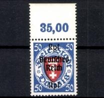 Deutsches Reich, MiNr. 727, Oberrand, Postfrisch / MNH - Germany