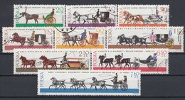 POLAND 1644-1652,used,horses - Stage-Coaches