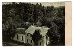 Gruß Aus Gerdin, Stempel Subkau, Pommern, Gorzedziej Subkowy, Alte Ansichtskarte 1915, Feldpost - Polonia