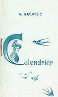 Vichy Calendrier De 1920 édité Par A. Raymond Imprimeur Document En Très Bon état Et Complet - Calendriers
