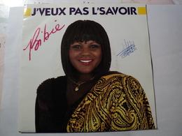 45 TOURS BIBIE. 1986. J VEUX PAS L SAVOIR / AMOUR TOUJOURS. CBS A 7118 ARTISTES CREDITES JEAN LOUIS GREVERAND / JACQUES - Vinyles