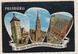 9AL776 FREIBURG  MULTI VUES   2 SCANS - Freiburg I. Br.