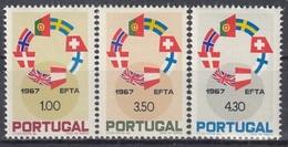PORTUGAL 1043-1045,unused - Organizations