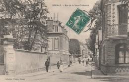 27 - BERNAY - Rue De La Sous Préfecture - Bernay