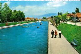 Macedonia Struga 1967 / River, Boats / Unused, Uncirculated - Macédoine