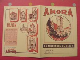 Protège-cahier Amora, La Moutarde De Dijon - Protège-cahiers