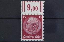 Deutsches Reich, MiNr. 520, OR Im Walzendruck, Postfrisch / MNH - Germany