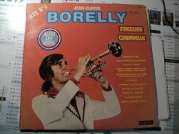 33 TOURS JEAN CLAUDE BORELLY. 1976. HIT N°3. DELPHINE 700 012 ALLEZ LES VERTS / J ACCUSE / GABRIELLE / PORQUE TE VAS / - Autres - Musique Française