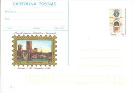 I381) ITALIA CARTOLINA POSTALE VERONAFIL DEL 1996 NUOVA - 6. 1946-.. Repubblica
