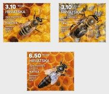 H01 Croatia 2019 Croatian Fauna Carniolan Honey Bee MNH Postfrisch - Croatie