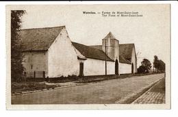 CPA - Carte Postale - Belgique Waterloo - Ferme De Mont Saint Jean- VM1592 - Waterloo