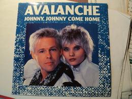 45 TOURS AVALANCHE. 1988. JOHNNY JOHNNY COME HOME / VERSION DANCE MIX WEA 247 486 7. ARTISTES CREDITES JOEY WILD THE HA - Disco, Pop