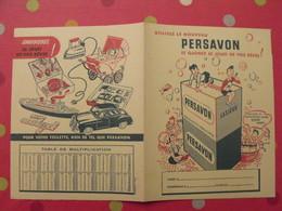 Protège-cahier Persavon, Lesieur. Jouets - Protège-cahiers